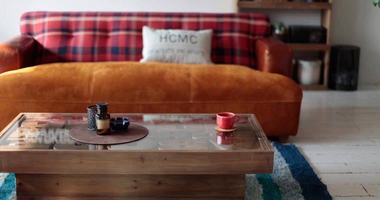カラーから考える、レトロ・ヴィンテージ風の家具に合わせやすいお部屋とは
