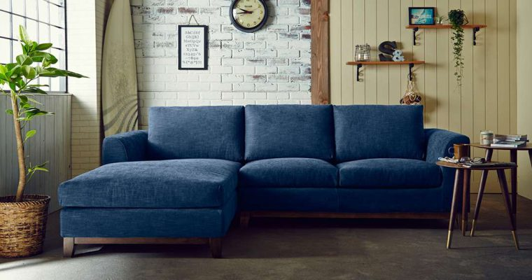 【キャンペーン】当店でも人気!RELAX FORMのソファを10月中に購入でキューブ型のスツールプレゼント!