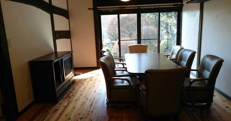【納品事例⑧】長野県の改築のお宅にリビング・ダイニング・寝室の家具を納品させて頂きました。